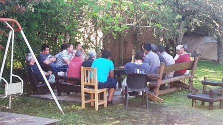 grupos al aire libre